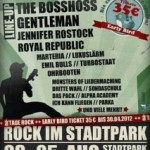 EARLY BIRD – TICKETS für Rock Im Stadtpark