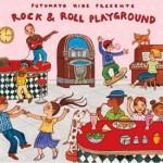 """Das Label Putumayo präsentiert """"Rock & Roll Playground"""" für Kids"""