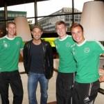 """Roger Cicero – """"Für nichts auf dieser Welt"""" ist der offizielle DFB Fan-Song zur UEFA EURO 2012"""