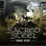 """Sacred Steel """"Carnage Victory""""   VÖ: 23.10.09"""