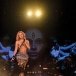 """Shakira – Laudatorin beim """"FIFA Ballon d'Or"""""""