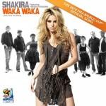 SHAKIRA – fliegt mit der deutschen Nationalmannschaft nach Südafrika