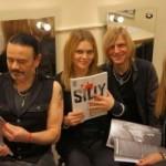 Silly Signierstunde am Samstag, den 17.03.2012 auf der Buchmesse Leipzig
