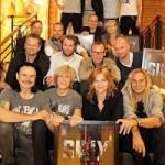 "SILLY – Edelmetall zum glanzvollen Tourabschluss der ""Alles Rot""-Tour 2011"