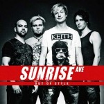 "SUNRISE AVENUE: Neue Single ""Hollywood Hills"" steigt auf Platz 2"