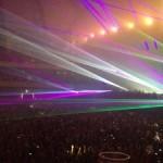 Abschiedskonzert der Swedish House Mafia ein Riesenspektakel!