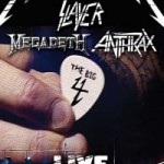 Metallica: The Big Four: Live From Sofia Bulgaria – VÖ: 29.10.2010 (DVD Album & Blu-ray)