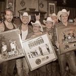 """The BossHoss – Auftakt zum neuen Album mit rauschender Party im Berliner """"White Trash"""""""