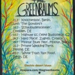 THE GREENBAUMS auf Tour im Juli