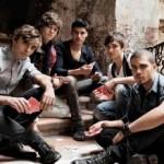 """The Wanted feierten in der """"Popkantine auf Schiene"""" von Radio Regenbogen mit ihren Fans"""