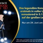 "THE DOORS: Am 24.06. – Deutschlandweite Screenings von ""Live at the Bowl '68"""