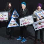 Thirty Seconds To Mars rockten in Oberhausen und bekamen zweimal Gold!
