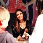 Umjubelter erster Deutschlandbesuch von US-Star Victoria Justice