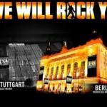 """Queen – Startschuss für """"WE WILL ROCK YOU"""""""