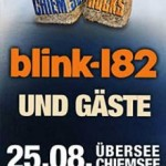 Chiemsee Rocks mit Blink-182 – Großes Open Air am 25. August in Übersee mit internationalem Rock und Punk