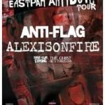 Die EASTPAK Antidote Tour ist zurück!!