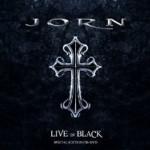 """Jorn """"Live In Black – Sweden Rock 2010"""""""