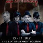 Die Weltpremiere:  THE PARLOTONES Rock Oper LIVE in 3D am 16.07. um 22 Uhr auf YouTube und Facebook !
