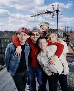 Beatsteaks - Credits:  Jens Oellermann
