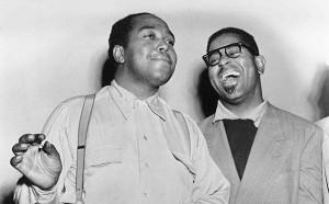 Charlie Parker und Dizzy Gill