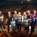 """Gold für das SANTIANO-Album """"Mit den Gezeiten – Schweizer Edition mit Peter Reber"""""""