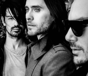 Thirty Seconds To Mars - Credits: Chadwick Tyler