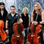 APOCALYPTICA: Acoustic + Signing Session in Hamburg (17.März)
