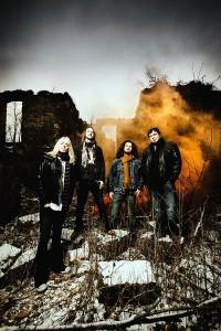 Black Stone Cherry - Credits: Ash Newell