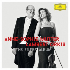Anne Sophie Mutter & Lambert Orkis - The Silver Album
