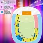BigCityBeats WORLD CLUB DOME – Infra-Subbässe beschallen das Party Deck auf eigens eingebauten Dancefloors
