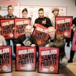 "BROILERS: Goldverleihung für ""Santa Muerte""-Album"
