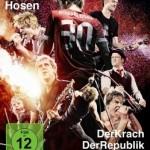 """Die Toten Hosen: Zum neunten Mal Platz Eins der deutschen Albumcharts mit  Live-DVD und -CD """"Der Krach der Republik – Das Tourfinale"""""""
