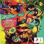 One Love, One Rhythm: Das offizielle Album zur FIFA Fussballweltmeisterschaft (VÖ 09.05.)