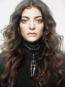 Lorde - Credits: Charles Howells for Black Magazine