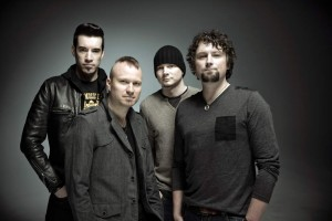 Theory Of A Deadman - Credits: Roadrunner Records