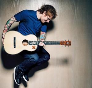 Ed Sheeran - Credits: Ben Watts
