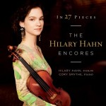 "Hilary Hahn erhält ""Glashütte Original MusikFestspielPreis 2014"""