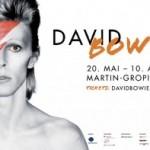 David Bowie –  Ausstellung in Berlin verlängert bis 24.08.