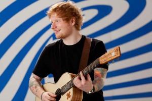 Ed Sheeran - Credits: WMG