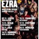 George Ezra-Debütalbum von null auf acht in den deutschen Charts