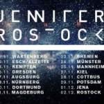 """Jennifer Rostock – Aufgrund des großen Erfolges: """"Schlaflos""""-Tour geht in neue Runde"""
