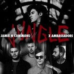 "X Ambassadors & Jamie N Commons bringen ""Jungle"" zur Fanmeile nach Berlin!"