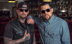 The Madden Brothers - Credits: Universal Music