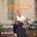 "Morrissey erobert mit neuem Album ""World Peace Is None Of Your Business"" die Charts"