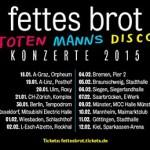 Fettes Brot Tour 2015