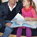 Roland Kaiser zu Besuch im Kinderdorf Wolgast