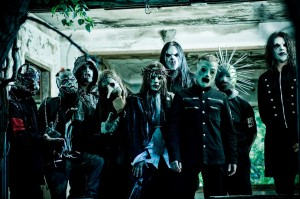 Slipknot - Credits	P.R. BROWN