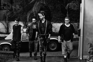 Tokio Hotel - Credits: Lado Alexi