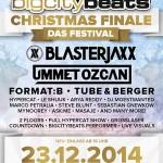 BigCityBeats Christmas Finale 2014 – Di. 23.12.2014 Oberschwabenhallen Ravensburg