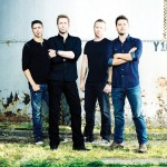 "8. November 2014: Nickelback live bei Stefan Raabs ""TV-Total Stock Car Crash Challenge"""